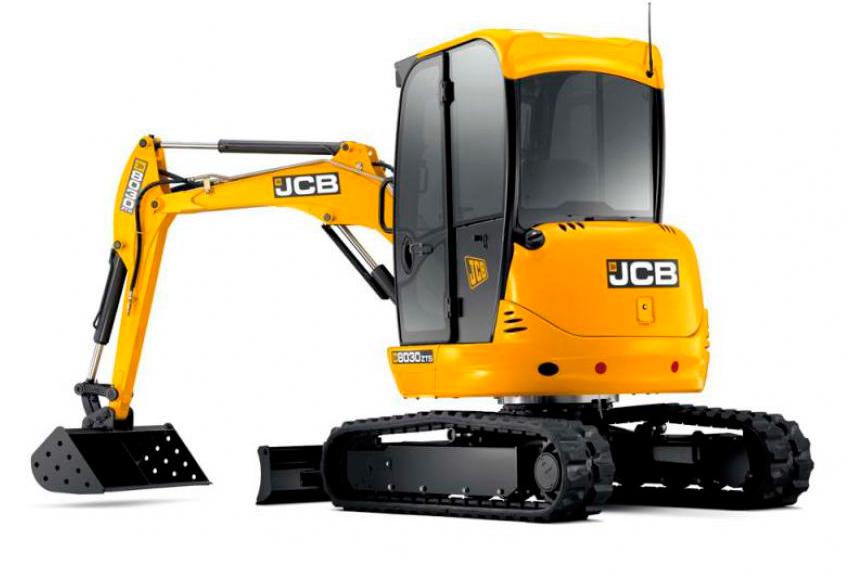 JCB8030